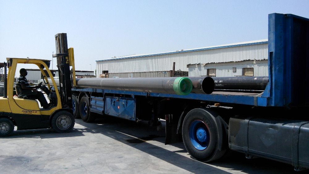 Carbon Steel and Stainless Steel Pipes, Fittings, Flanges, Valves