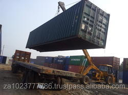 Used Shipping Container used steel cargo containers for sale container shipping to Africa HOT SALES