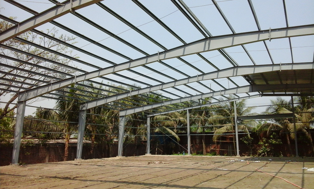 Pre-Engineered Steel Structure
