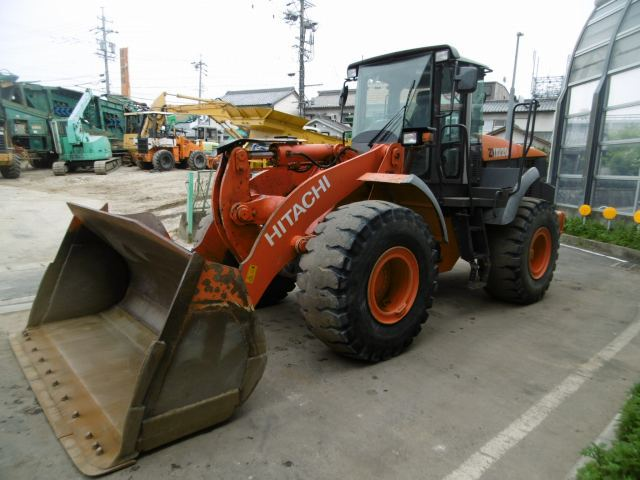 USED HITACHI WHEEL LOADER ZW220 FOR SALE <<SOLD OUT>>