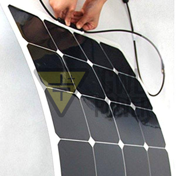 Flexible Solar Panel GWL/Sunny Mono 100 Wp (MPPT 18V)