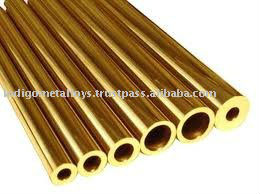 Cupro Nickel Pipes ASTM B 111 for Ship Building, Ship Repairs, Offshore Oil rigs, Car Braking Systems, etc.