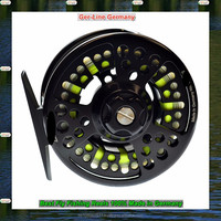 Ger-Line GL-R-FR-ZT-3001164g Fly fishing reel best quality 100% made in Germany strong and saltwater-proof