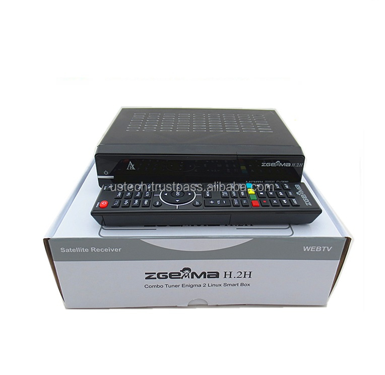 Genuine Zgemma Set Top Tv Box All Models Faulty Tuner -Need Tuner Replacement for UK.