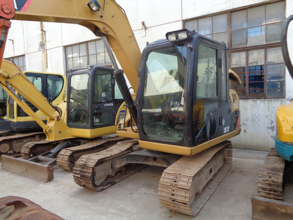 caterpillar 306D CAT 307C 307D used cat 320d excavator Factory direct sale