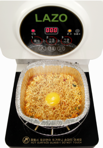 Automated instant noodle cooker