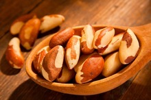 Organic and Conventional Brazil Nuts Raw Sizes Brazil Nuts Top Quality for sale Brazil nuts contain 18% protein