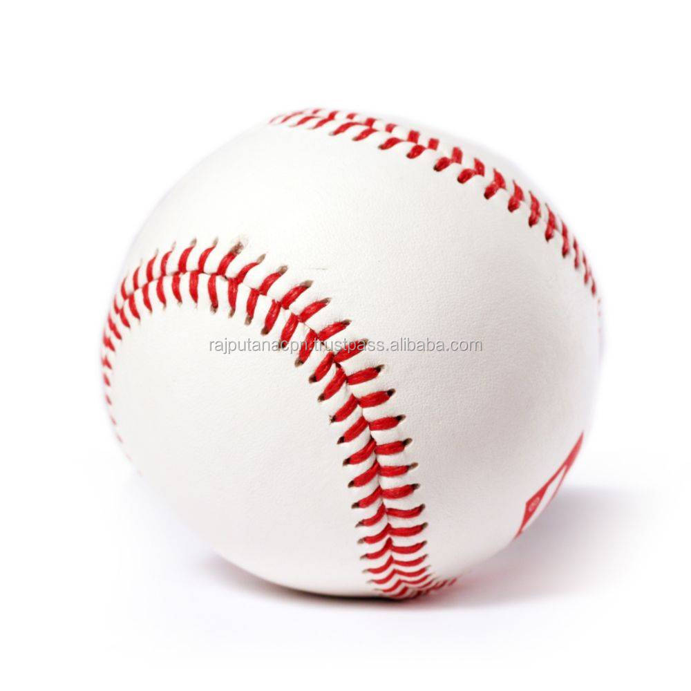 White Baseball, Softball Ball, Sport Game Made in Pakistan For USA Professional players sport throw ball game