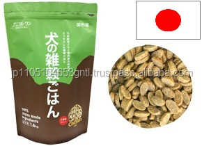 Reliable and High quality bulk dog food , Flour-free , additive-free made in Japan