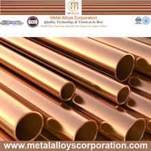 Buy Wholesale Copper Pipes - Metal Alloys Corporation