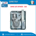Underground Safe Sub Series Swing Gate Opener with Zinc Plated Container