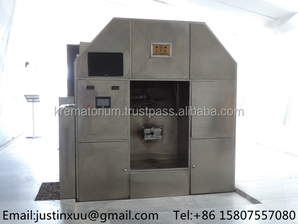 crematory equipment for sale human no smoke quick save fuel gas diesel cremation furnace