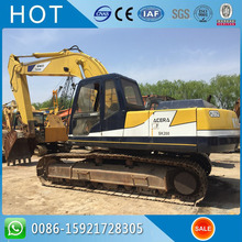 Used Excavator SK200 For Sale , Cheap Price and High Quality Japan Kobelco