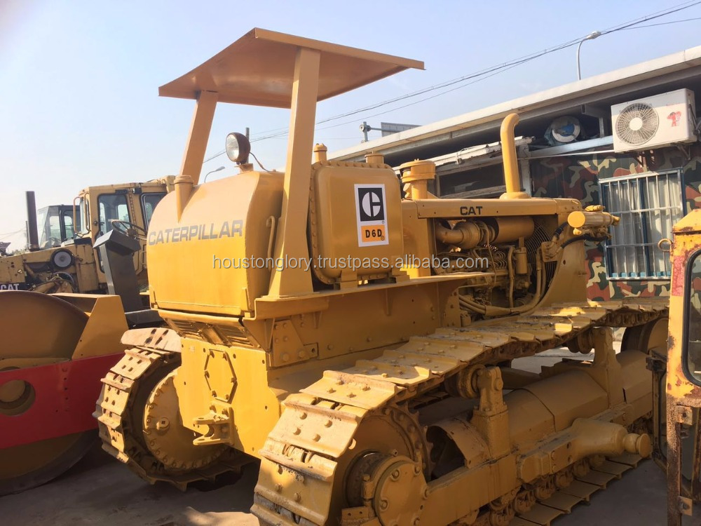 Used cat d6d dozer, also D6G,D7G,D7H,D6H,D8N,D8R avaliable