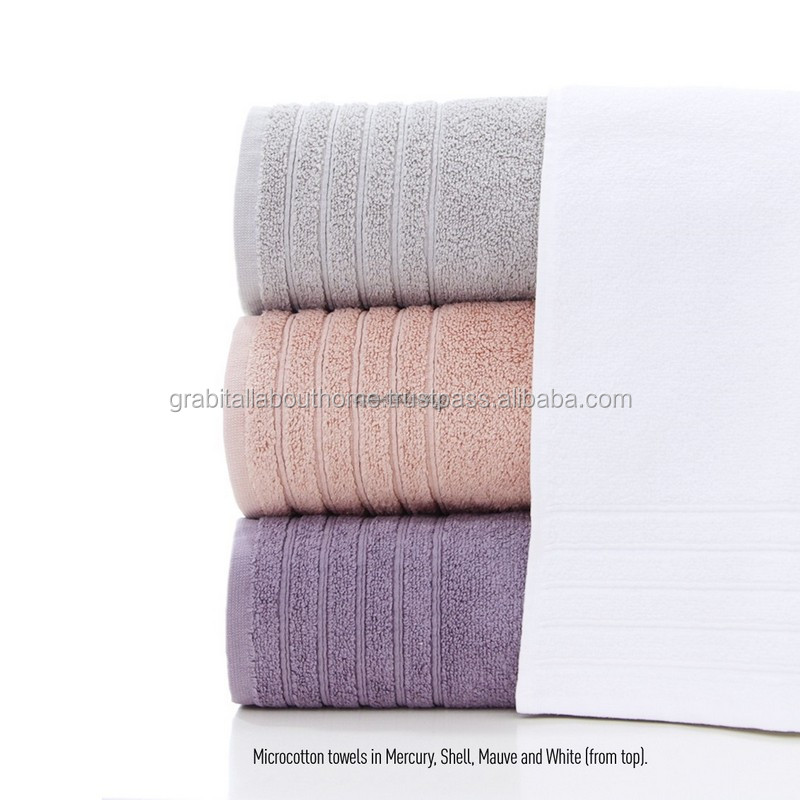 Microcotton Luxury 560GSM Bath Towel