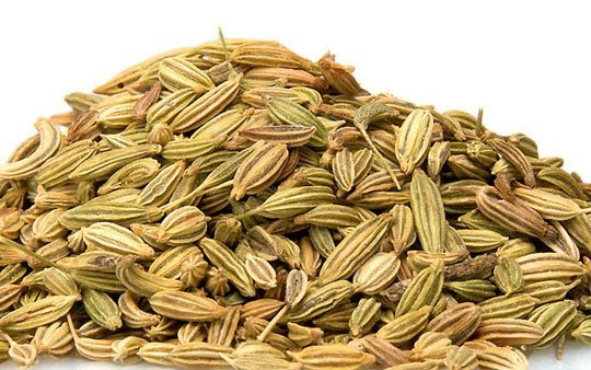 Herb & spices cumin seed fennel seed