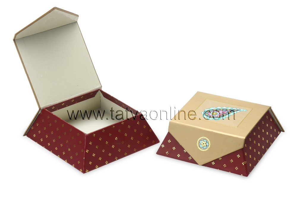 Paper Gift Boxes