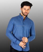 Cotton Casual Full Sleeves Shirts