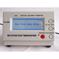 High Quality Watch Timing Tester Machine Multifunction Timegrapher NO. 1000