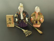 Japanese traditional doll for souvenir or commerating item for new couples looking for distributor in indian premium gift