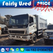 Isuzu 6x4 dump truck , used isuzu forward dump truck for sale ,used 6x4 japan isuzu dump truck