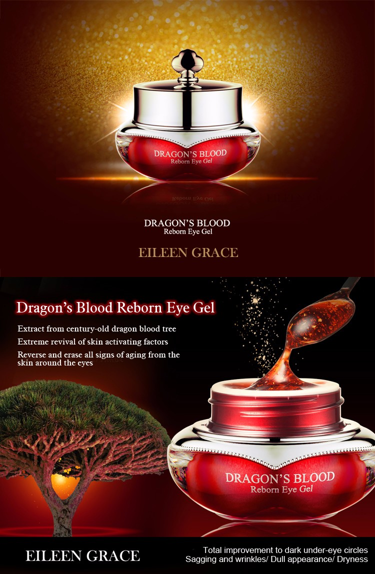 Anti-wrinkle Dragon's Blood Reborn Eye Gel Cream