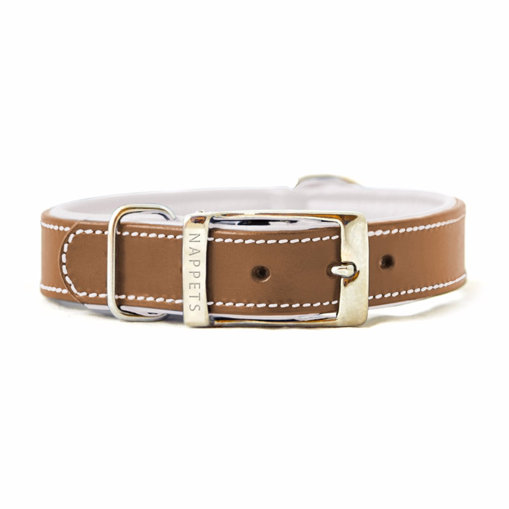 High Quality Leather Dog Collar