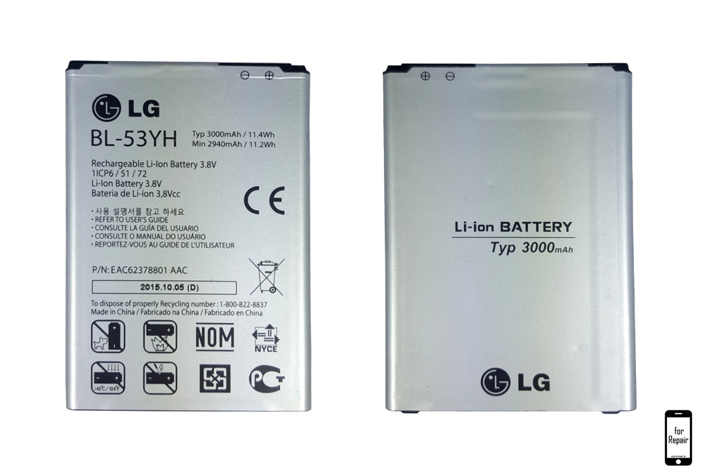 L.G. Mobile Phone Battery ori. many diff. Modells