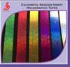 Holographic Sequins Hoop Tapes Fancy Sparkling Holographic Self Adhesive Tapes
