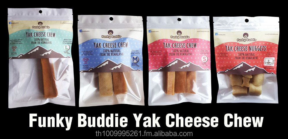 Funky Buddie All Natural Himalayan Dog Chew