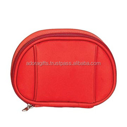 Best Quality of Leather Cosmetics Bag / Makeup Case Cosmetic Bag