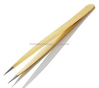 New 2016 Hot selling Straight Handled Lash Precision Tweezers