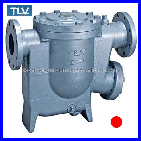 High quality and Easy to use THERMOSTATIC AIR VENTING TLV STEAM TRAP made in Japan