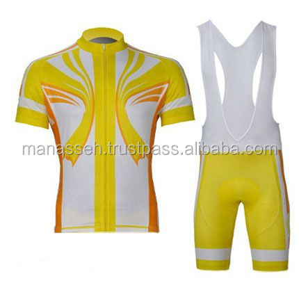 2015 Customized Sublimation French Cycling Jerseys