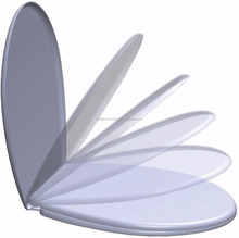 Plastic toilet seat ''Magnolia Soft Close''