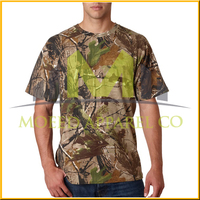 Cotton Canvas Cloth Fabric Camo Realtree Fabric Hunting Camouflage Fabric