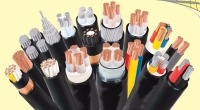 THIPHA Low Voltage Under Ground Cable , Aluminum Wire Armour, 3x95 + 1x50 mm2, 0.6/1KV