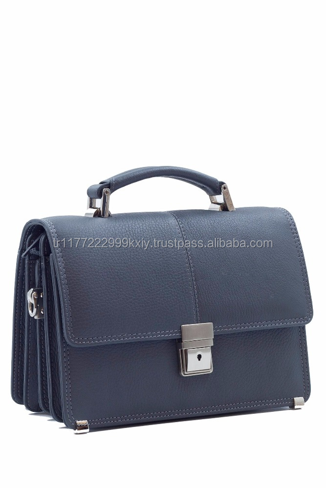 Genuine Leather Small Bag for Men