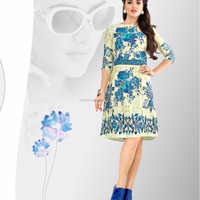 Indian Desigener Cotton Kurti Tunic For