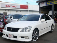 Reasonable toyota crown 2004 right hand drive with Good Condition CROWN ATHLETE 2004 used car