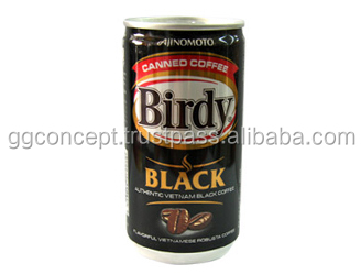 Birdy Canned Coffee 170ml/ Vietnam Canned Coffee
