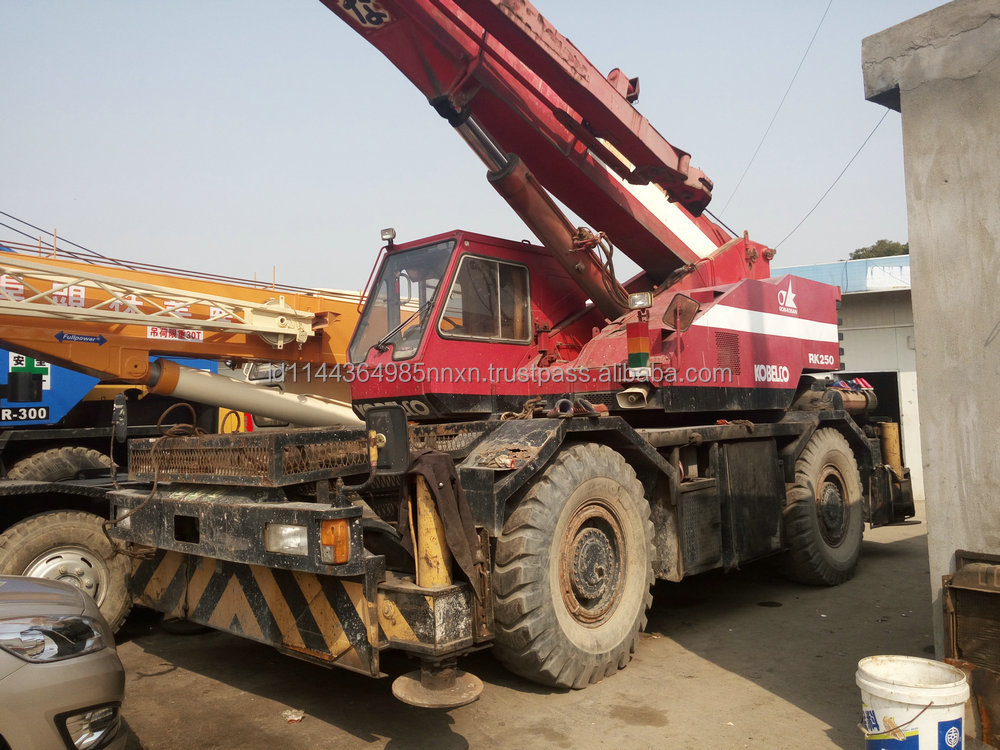 TADANO TR500 50 ton TR350 35ton used crane in dubai Japan's production sale