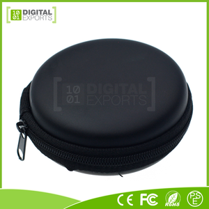 Professional bluetooth earphone case, mini earphone bag, factory sale earphone bag