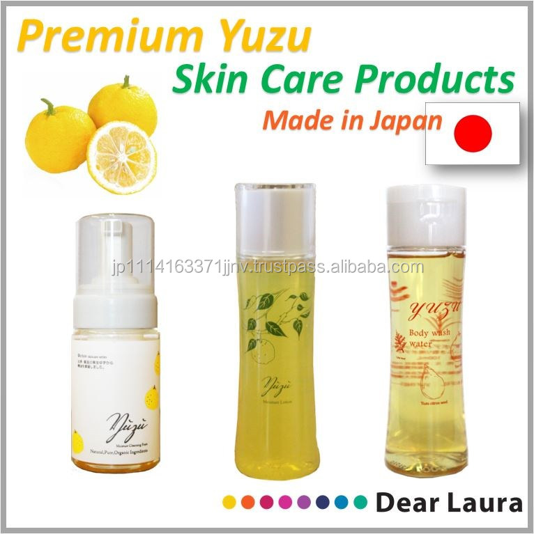 Best-selling and Penetrating japan products distributors with vatamin C from yuzu made in Japan