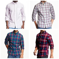 Mens Shirt surplus garment clothes