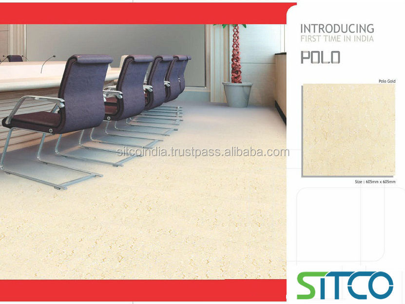 Full body vitrified tiles from SITCO