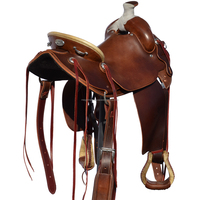 2016 Custom Trail Saddle - Custom Trail Saddle for horse