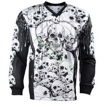 Paintball Sublimation Jersey