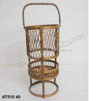 100% natural product bamboo lantern competitive price