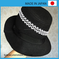 High quality all kinds of hat and cap braid with varous purposes made in Japan